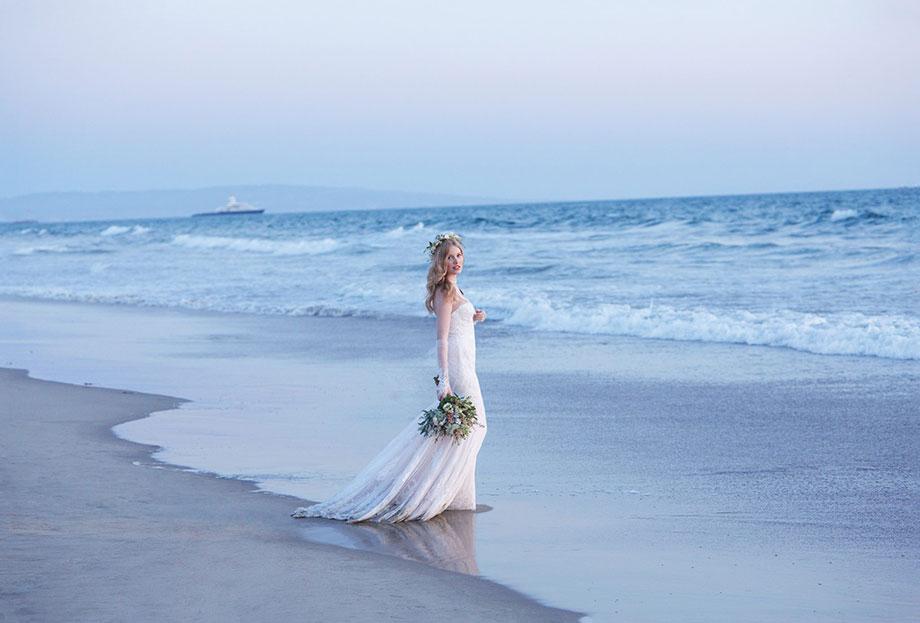 Bridal Elegance California Wedding Day