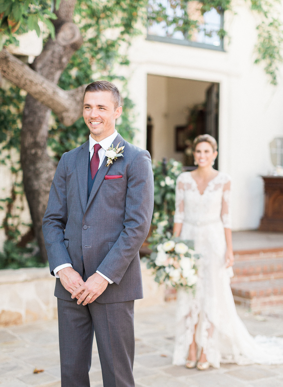 Friar Tux Shop | California Wedding Day