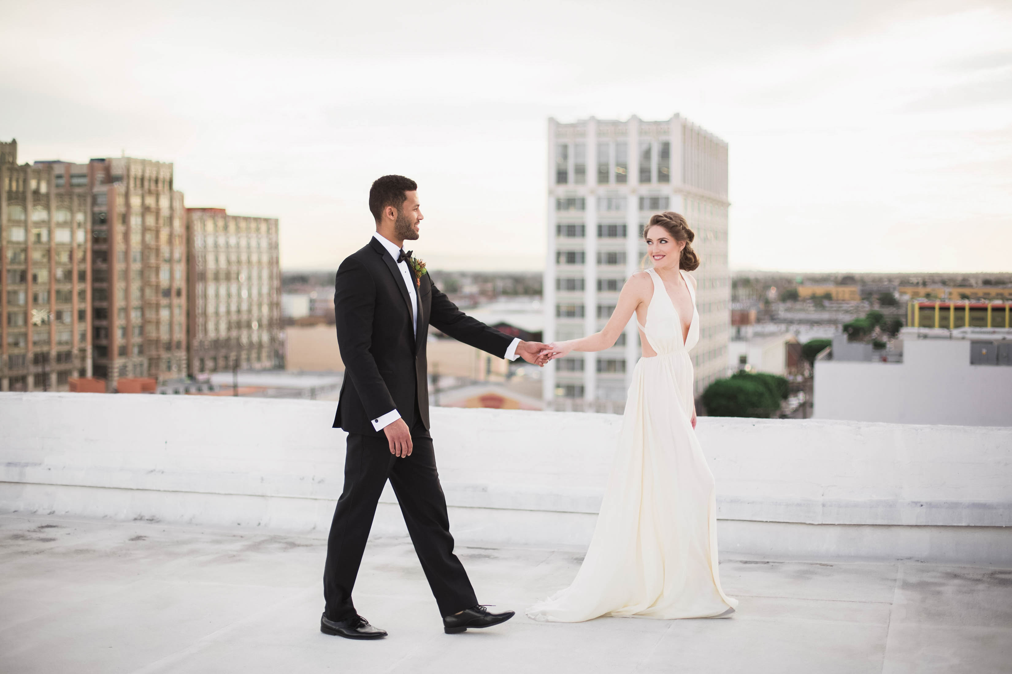Friar Tux | California Wedding Day
