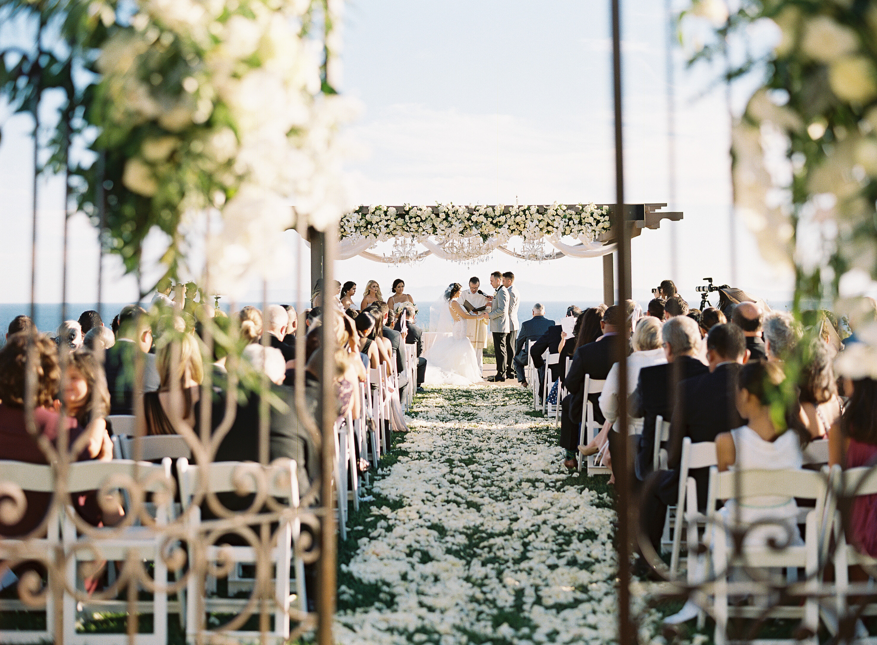 Master Plans Events Designs California Wedding Day