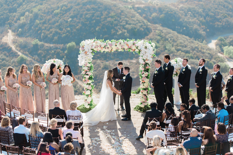 Malibu Rocky Oaks Wedding.Chheng Matthew Lovin On The Edge At Malibu Rocky Oaks