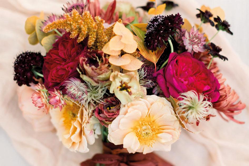 The Flower Season Beautiful Seasonal Floral Inspiration