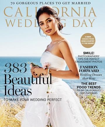 Magazine Archives   California Wedding Day