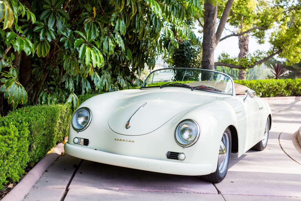 Getaway Cars Make The Perfect Exit California Wedding Day