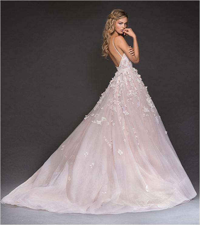 Hailey Paige Wedding Gowns: It Girl: Hayley Paige Announces New Collaboration With TLC