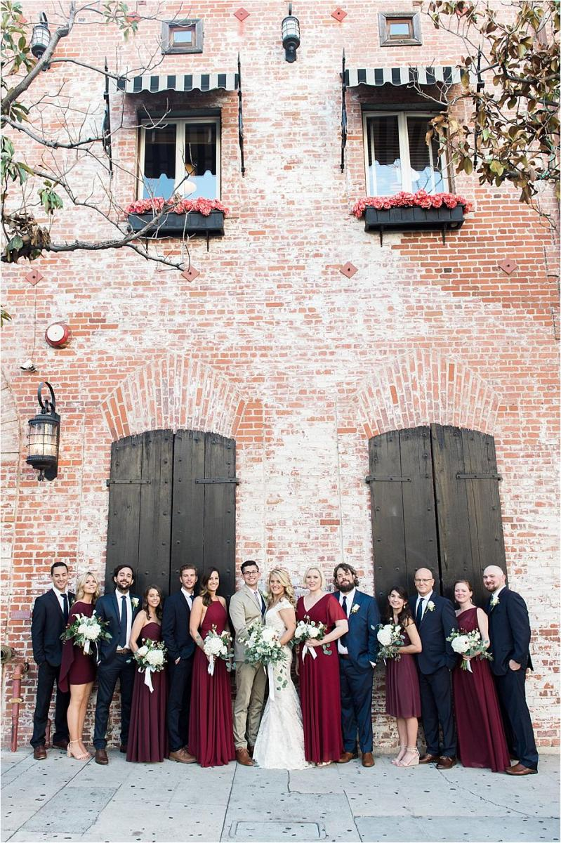 This Couple S Spanish Inspired Wedding At Carondelet House