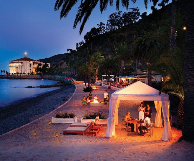 Island Time Destination Weddings On Santa Catalina California Wedding Day