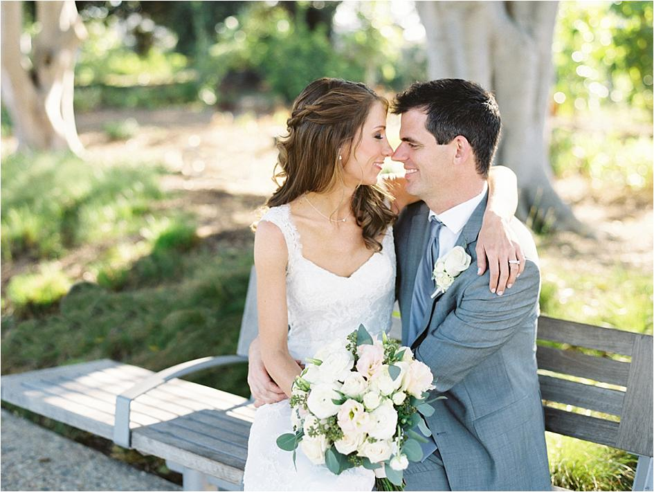 Photography: Katie McGihon, Bridal Gown: Ines di Santo, Florist: Wisteria Lane, Groom's Attire: Calvin Klein, Hair & Makeup: Kohnur, Planner: Frankly Weddings