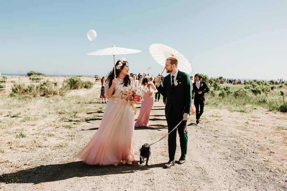 dos pueblos wedding