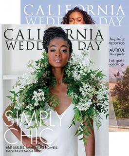 Spring/Summer 2021 California Wedding Day