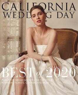 california wedding day cover 2
