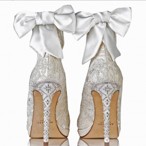ANGELEI shoes for brides