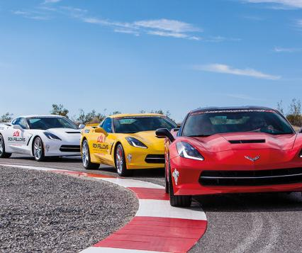 Go fast and furious at Nevada's Spring Mountain Motor Resort, image courtesy of the Town of Pahrump