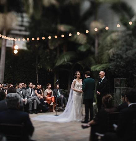 Jessica and Anthony wed at Vibiana