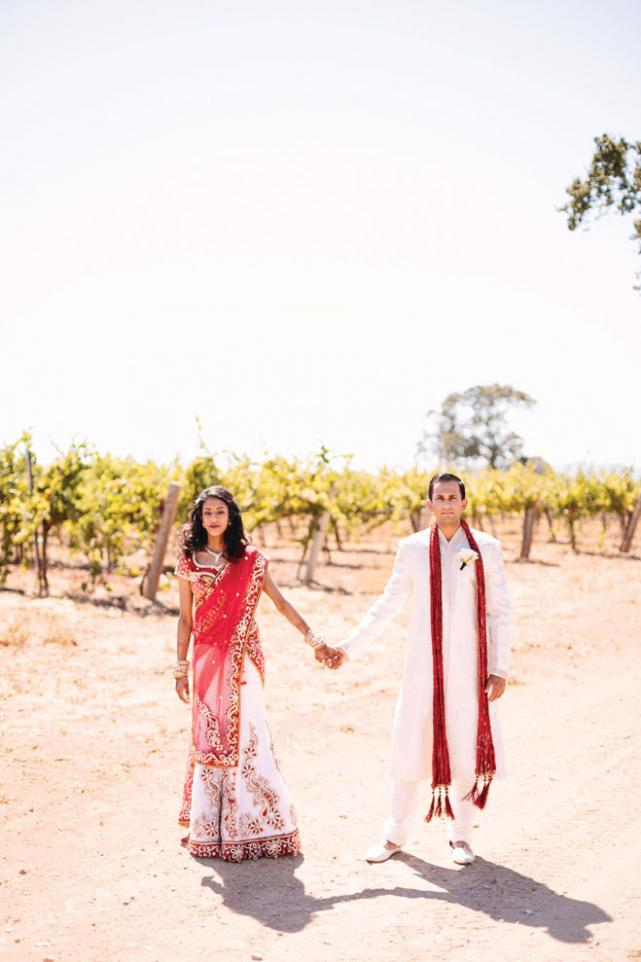 Indian-American Wedding