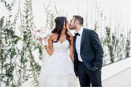 Photography: Katie Beverly Photography, Venue: The Beverly Hilton, Planner: Mizbaan Events, Floral: Butterfly Floral Design
