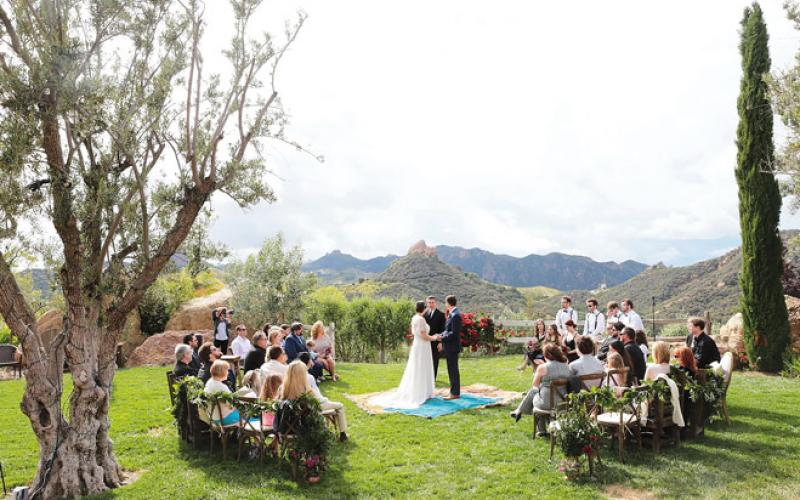 Brynna And Michael A Magical Bohemian Beauty Of Wedding At Cielo Farms