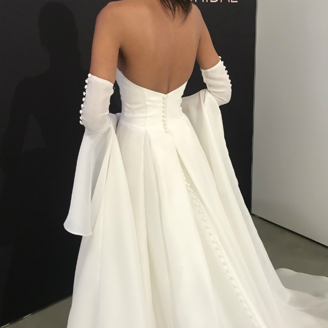 California bridal and wedding tips fashion trends for Mon amie wedding dresses